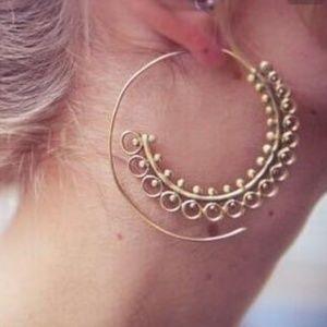 Jewelry - NEW boho swirl earrings